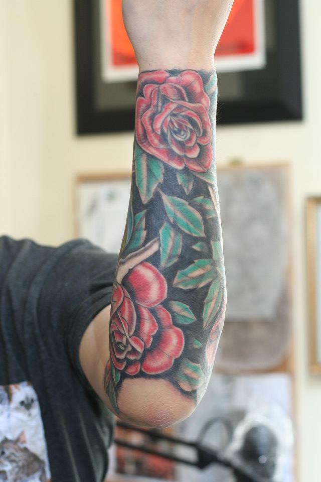 San Francisco Bay Area Tattoo Artist : Victor Trujillo ...