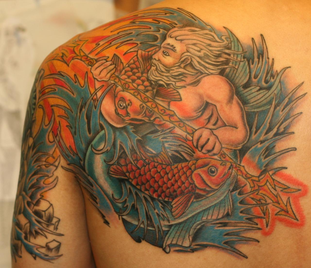 san francisco bay area tattoo artist   victor trujillo